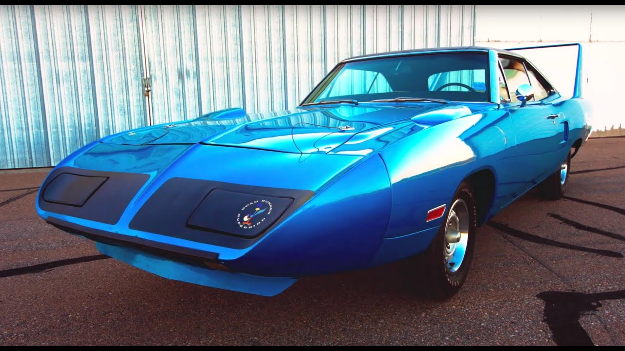 1970 Plymouth Superbird - Mecum Kissimmee 2016 Lot F166 - YouTube