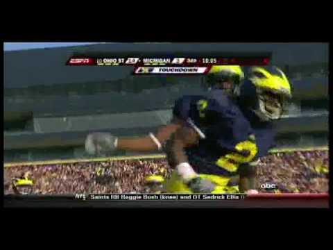Michigan Football - Not Afraid