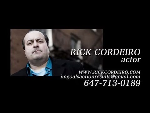 RICK CORDEIRO - DEMO REEL