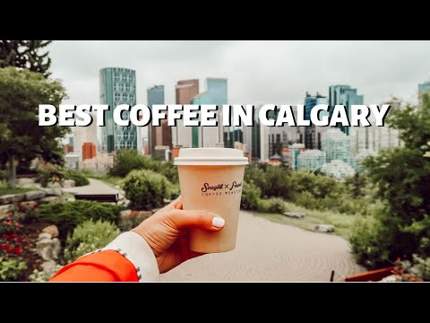 Best Coffee In Calgary