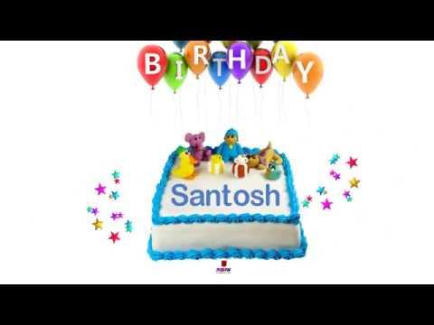 Happy Birthday Santosh
