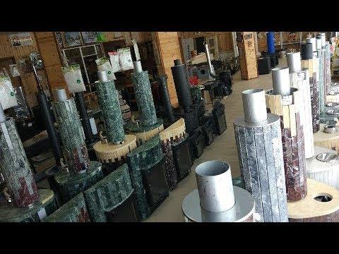 Обзор огромного печного магазина в Раменском районе оптовой компании Истопник