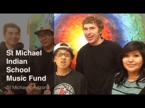 St Michael Indian School Music Fund Raising