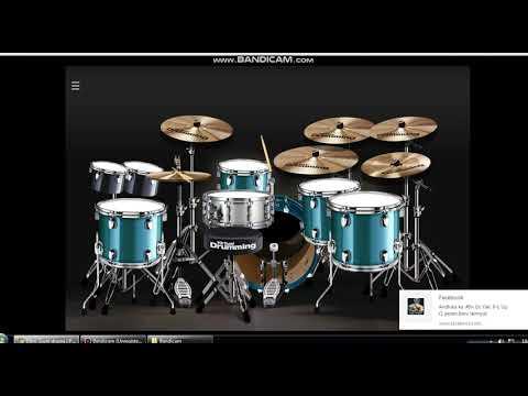 virtual drum our story tersimpan