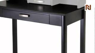 Winsome Liso Writing Desk With Drawer 92743