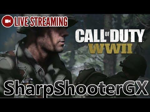 Thirsty Thursday   V2 Rocket   1080p60   Interactive Stream   Call of Duty: World War II