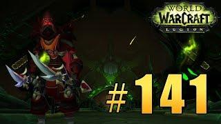 Прохождение World of Warcraft: Legion (WoW) - Анторус Пылающий Трон - Погибель Надежд #141