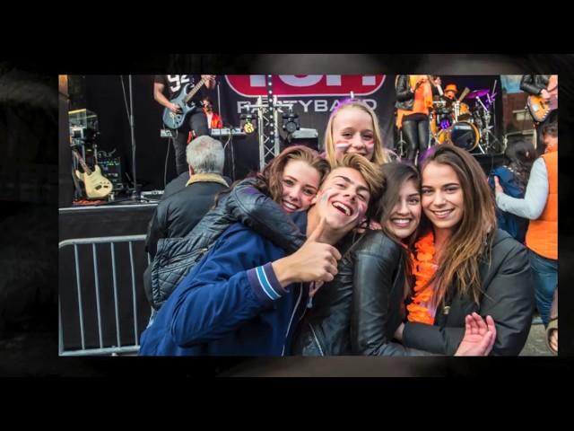 De Koets Open Air 2018 Koningsdag Editie