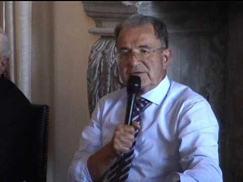 Relazione di Romano Prodi con audio buono