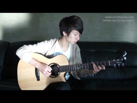 Big Bang)Love Song   Sungha Jung Acoustic Tabs Guitar Pro 6
