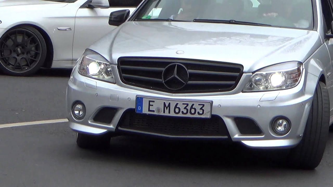 WHAT DO YOU MEAN Real or Fake Mercedes C63 AMG