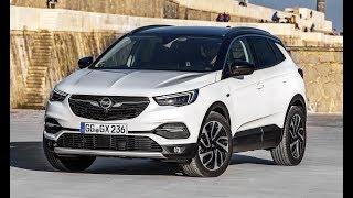 2018 Opel Grandland X Ultimate elegant design