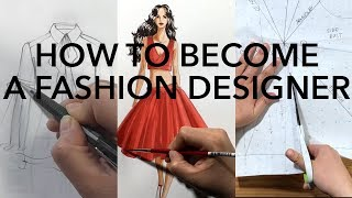 How to Become a Fashion Designer Video