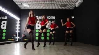 (베스티)BESTie – Excuse Me dance practice 안무 영상 cover by BOSCA