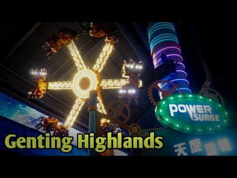 """""""POWER SURGE"""" GENTING HIGHLANDS MALAYSIA 