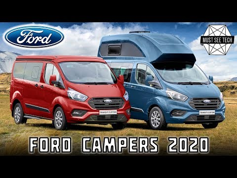 10 New Ford Campers Posing Affordable Competition to German Motorhome Platforms