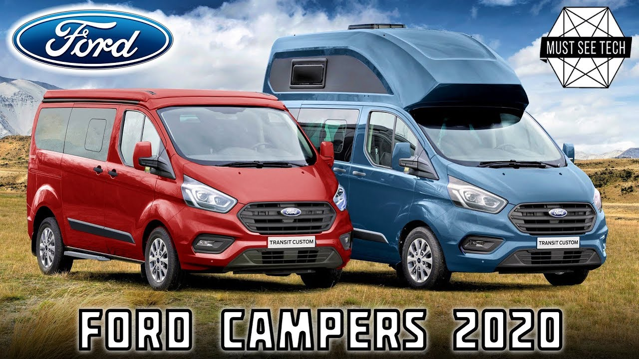 10 New Ford Campers Posing Affordable Competition To German Motorhome Platforms Youtube