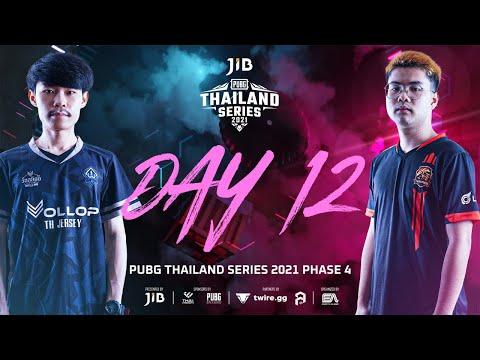 🔴 ไลฟ์สด! PUBG Thailand Series 2021 Road to PCS4 APAC (วันที่ 12)