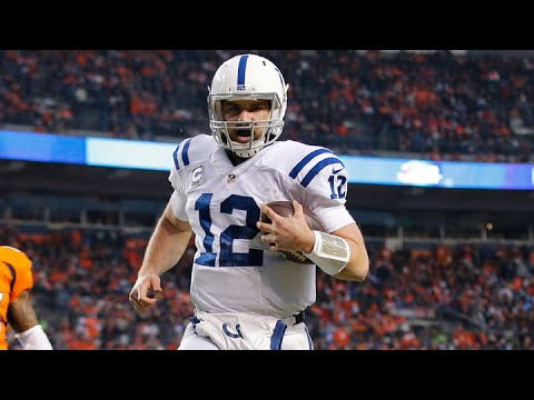 Andrew Luck 2014 Season highlights