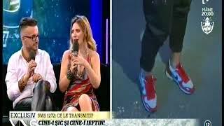 Adina Buzatu si Razvan Ciobanu critica Vedete!