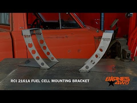 Rci 2161a Fuel Cell Mounting Bracket Youtube