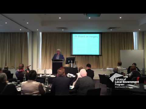 2-8 The Perth Councils amalgamation process - Peter Kenyon, Founder of the Bank of IDEAS