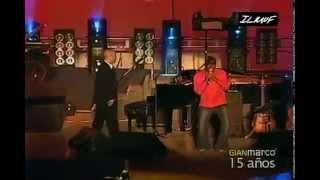 ANTONIO CARTAGENA -Dame Un Beso  - Gian Marco - 15 Años