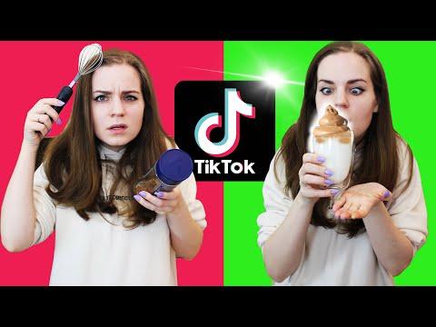 Проверка рецептов из TikTok. Лайфхаки, которые работают