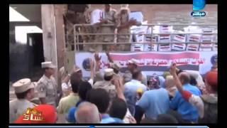 العاشرة مساء|قائد المنطقة الشمالية العسكرية يبين دور القوات المسلحة فى إنقاذ الاسكندرية