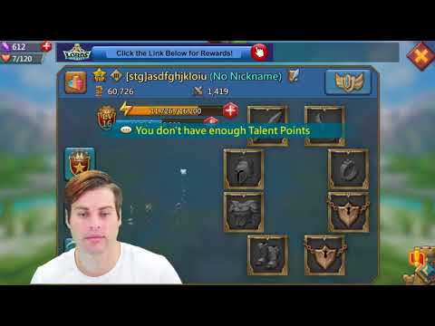 Lords Mobile F2P Series 13: Voyage Quest 2