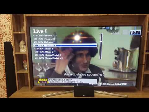 تشغيل IPTV في جهاز ENIGMA 2 VUPLUS بسرعة خارقة