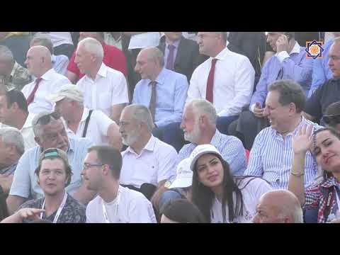 КОНИФА АРЦАХ ЕВРО-2019. Западная Армения-Южная Осетия