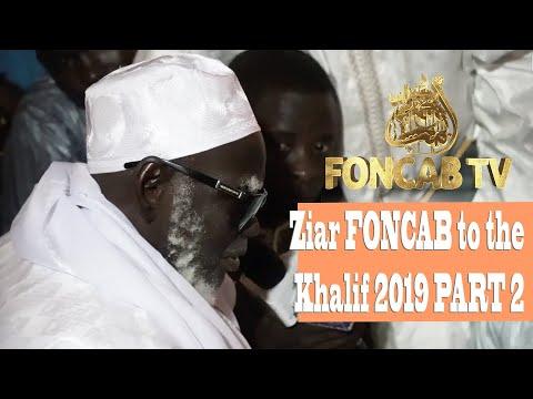 Ziaar FONCAB To The Khalif 2019 PART 2