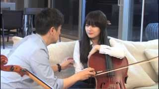 Video BIG MAN 빅맨 Making of Jung So Min's cello scene download MP3, 3GP, MP4, WEBM, AVI, FLV Maret 2018