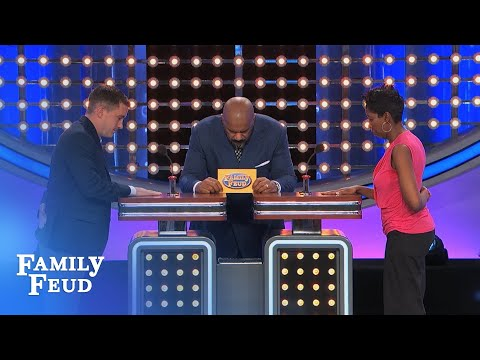 This theme park ride is also known as MARRIAGE... | Family Feud