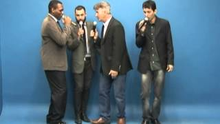 QUARTETO VIDA NOVA - SWING DOWN ACAPELLA