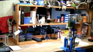 Reloading Bench Overview