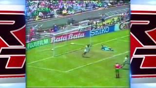 Gol de Manuel Negrete Mundial México 86 #RepublicaDeportiva