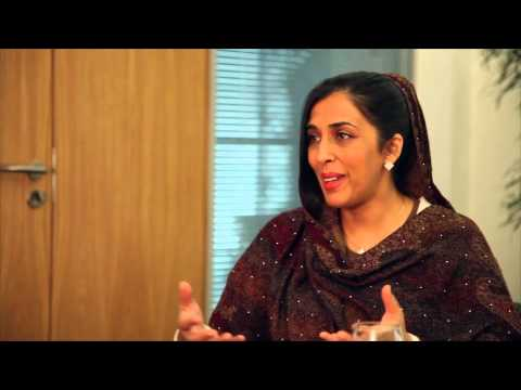 Zareen Ahmed - CEO Gift Wellness - Feature Interview on Derby Business TV