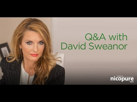 Q&A with David Sweanor   Nicopure Labs