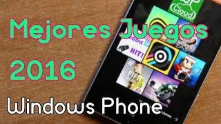 Los mejores juegos del año 2016 para Windows Phone y Windows 10 Mobile