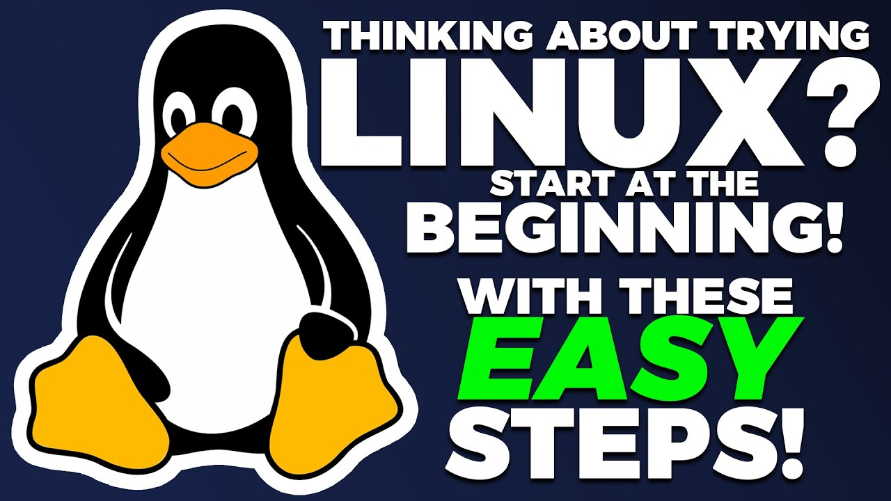 Linux for the Absolute Beginner!