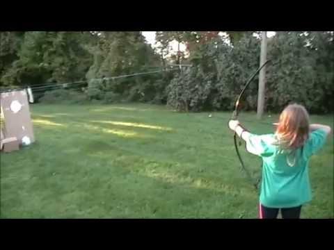 970ba8089e1 Barnett Lil  Sioux Bow Shooting - YouTube