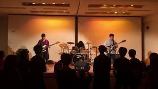 2018.6.15 ダルマダーツ新入生ライブday1.