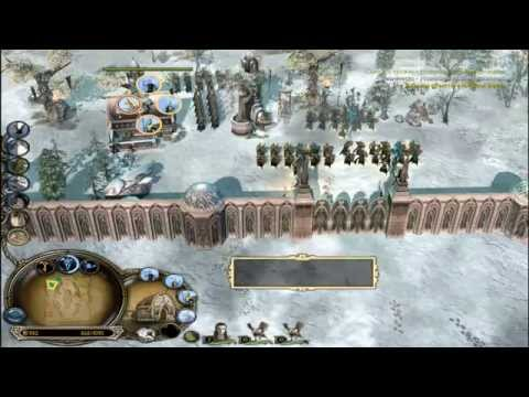 Властелин колец битва за средиземье: Multiplayer ЧАСТЬ1 Все очень сложно!