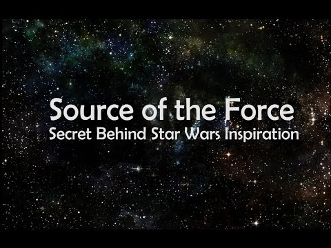 Source of the Force: Secret Behind Star Wars Inspiration (40 year old secret REVEALED)