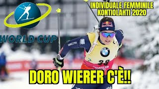 #kontiolahti2020 #biathlon #dorotheawiererbmw ibu biathlon world cup 2021coppa del mondo 2020 2021ibu 2020...