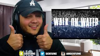 Eminem - Walk On Water (Audio) ft. Beyoncé REACTION!!