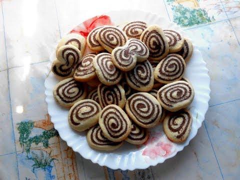 Печенье на растительном масле. Вкусно, быстро, доступно.