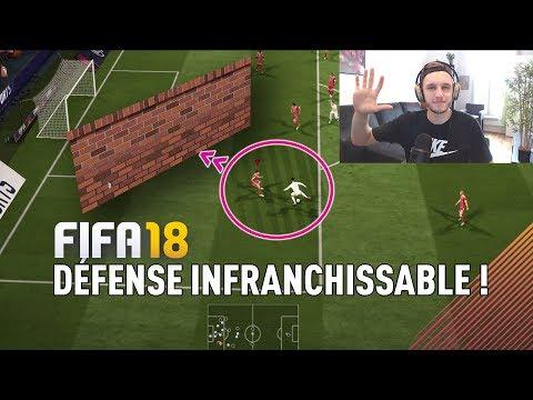 FIFA 18 - NE (PRESQUE) PLUS ENCAISSER DE BUTS !